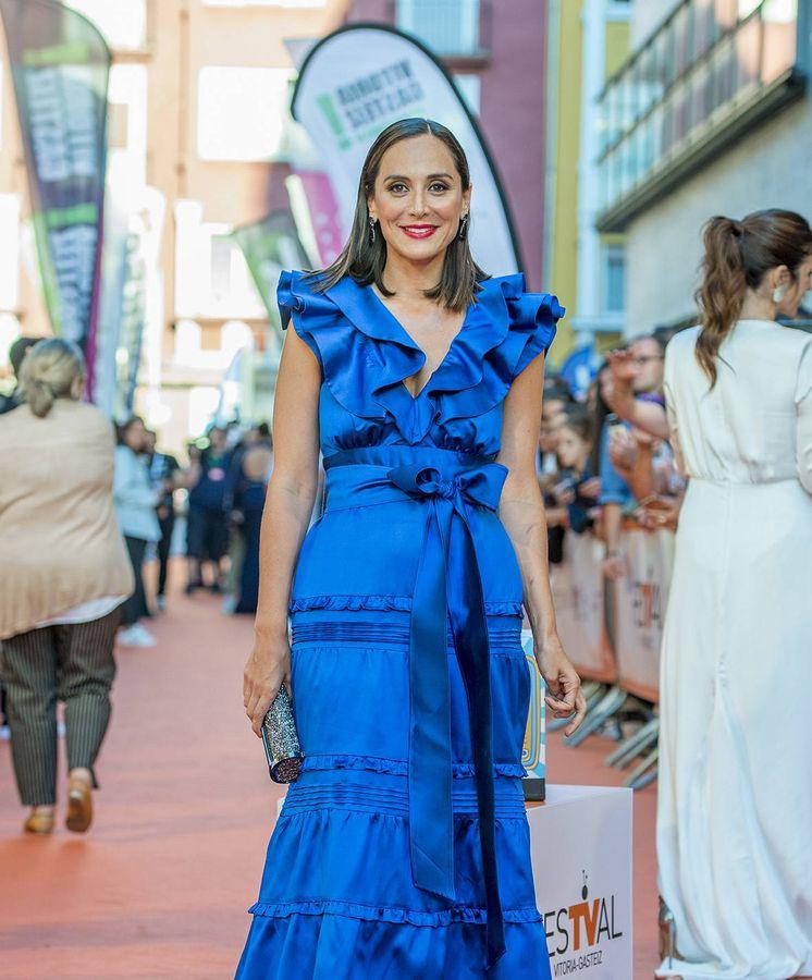 Foto: Tamara Falcó, concursante de 'MasterChef Celebrity 4'. (RTVE)