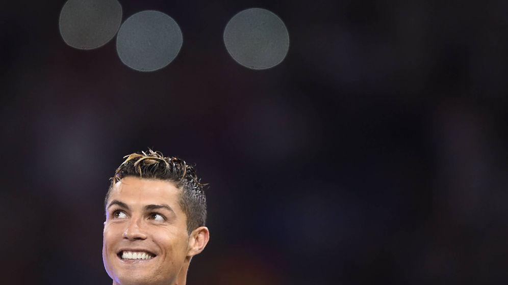 Foto: Cristiano Ronaldo es irrepetible. (AFP)