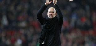 Post de Pep Guardiola deja en evidencia a los futbolistas españoles