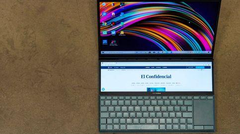 He cambiado mi MacBook por este portátil de dos pantallas y casi no vuelvo a Apple