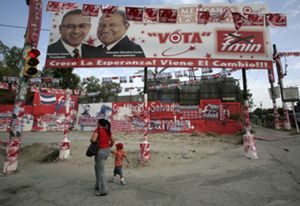 Funes se convierte en el nuevo presidente electo de El Salvador