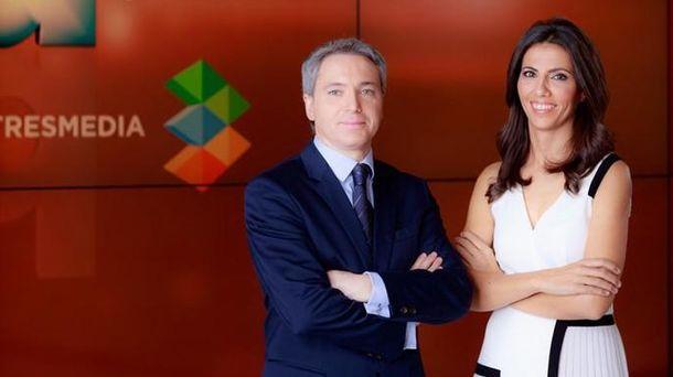 Foto: Vicente Vallés y Ana Pastor moderarán el debate. (Atresmedia)