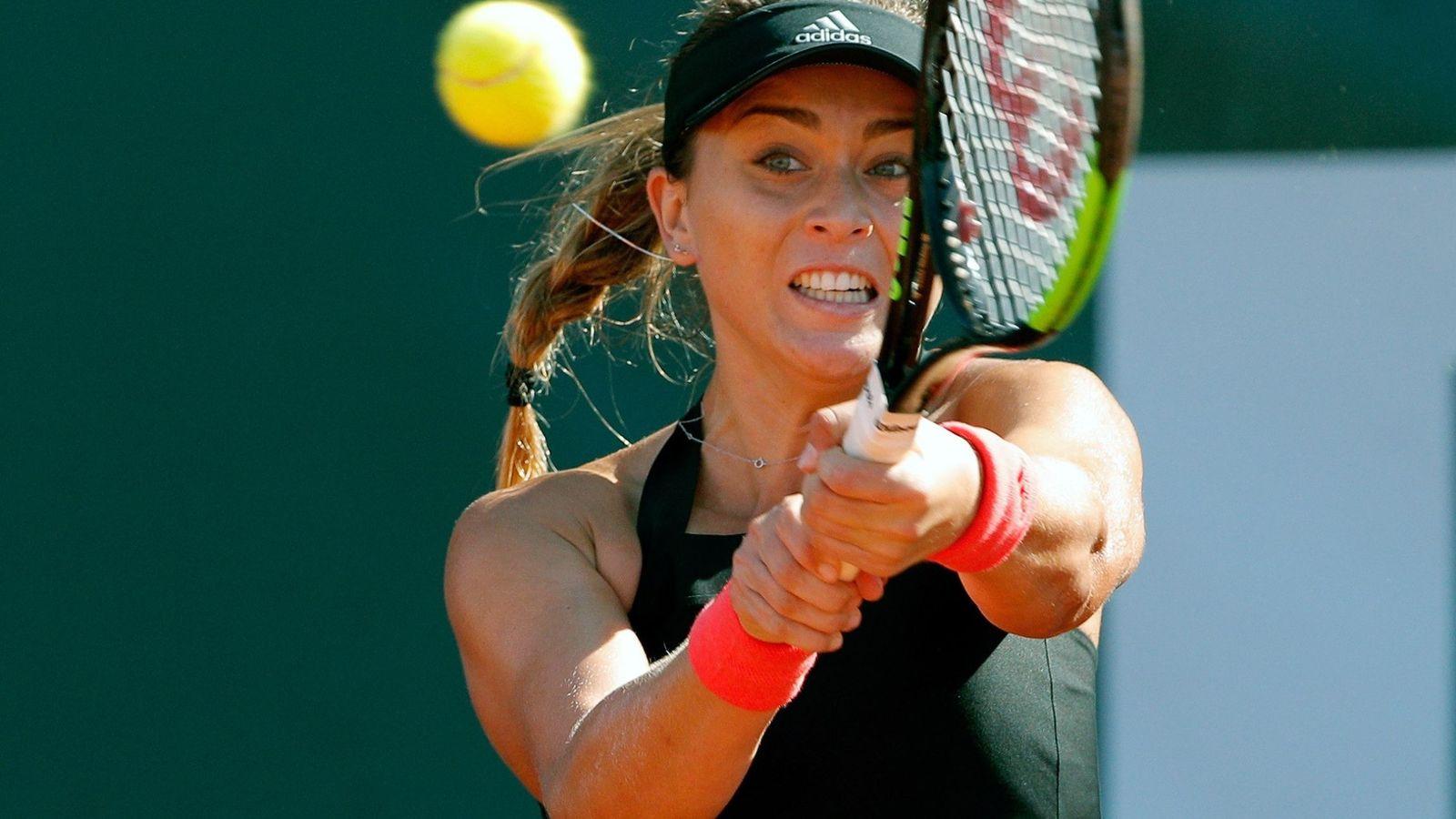 Foto: Paula Badosa debuta este martes en el US Open. (EFE)