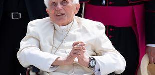 Post de El expapa Benedicto XVI,