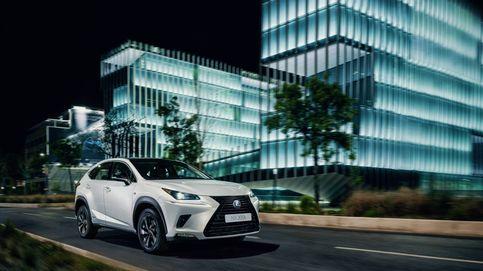 El todocamino deportivo de Lexus que hace frente a las restricciones de Madrid Central