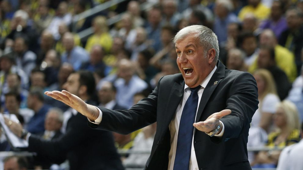 Zeljko Obradovic: Seré feliz si veo a mi equipo dar todo lo que tiene dentro