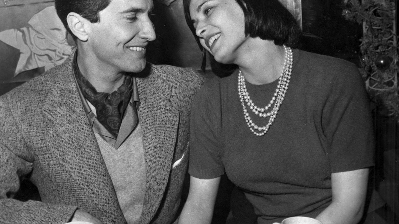Luis Miguel Dominguin y Lucía Bosé. (Cordon Press)