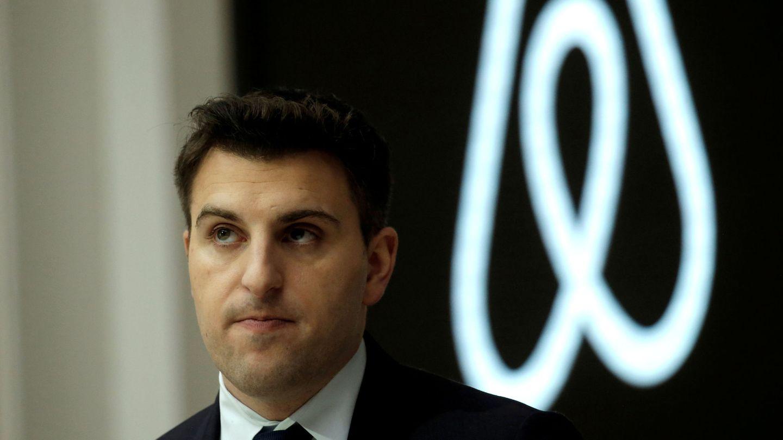 Brian Chesky, CEO de Airbnb. (Reuters)