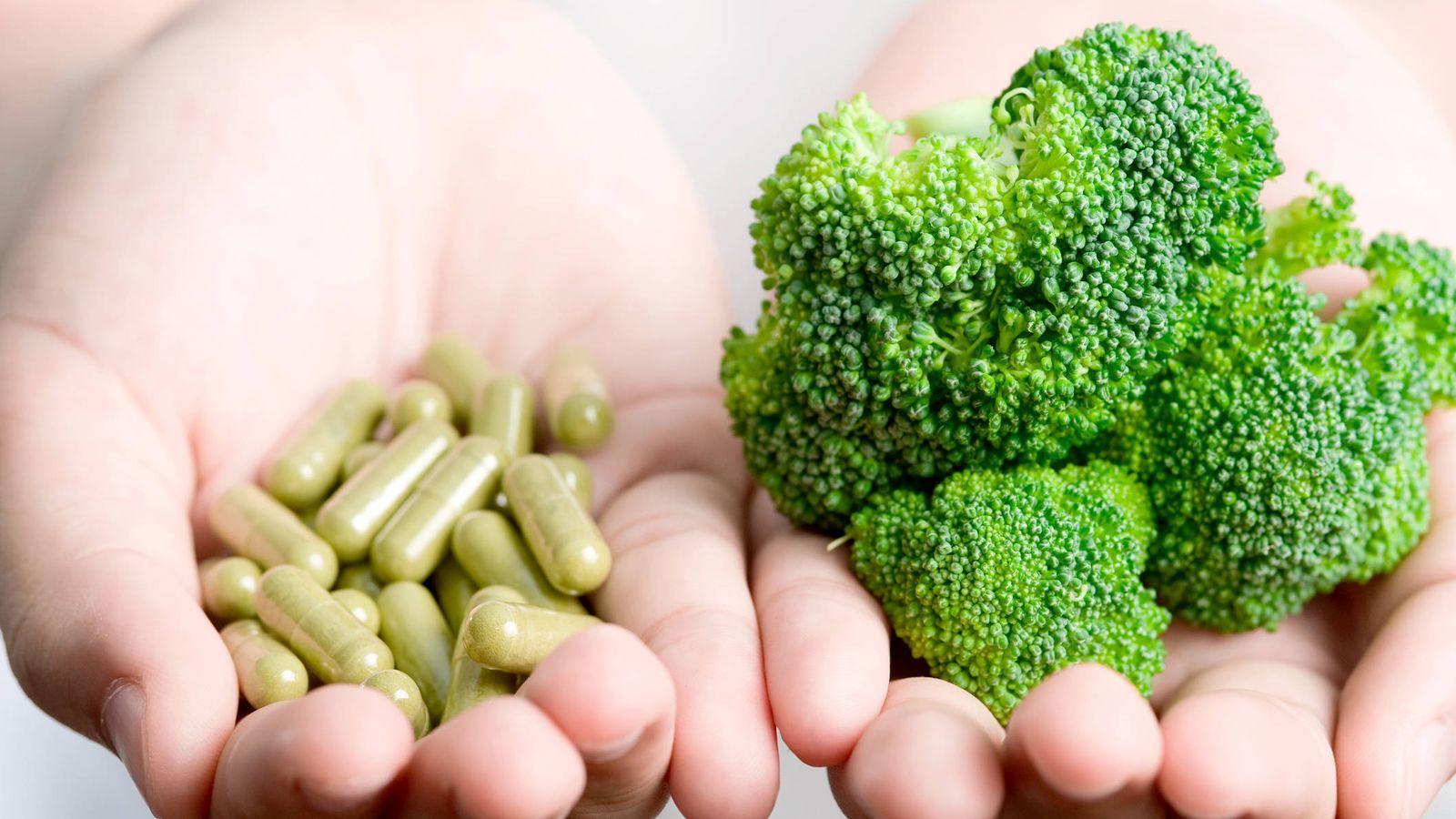 Nutrientes sintéticos vs. naturales: ¿Importa?
