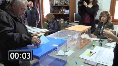 Las curiosidades de la jornada electoral