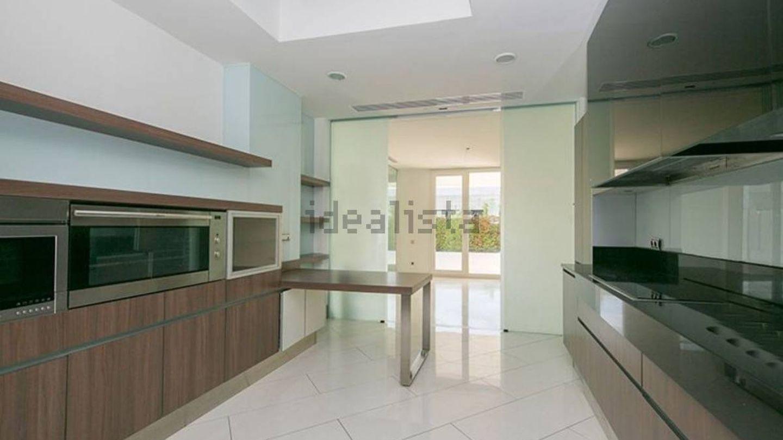 Una cocina con todo lujo de detalles. (Idealista)
