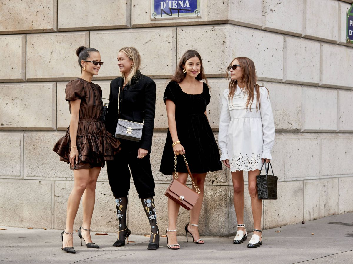 Foto: Cortes de pelo llegados desde París. (Imaxtree)