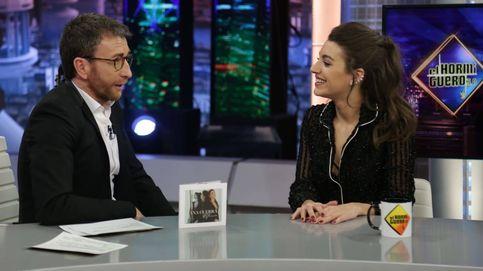 Ana Guerra descubre todos los secretos de su primer disco en 'El Hormiguero'
