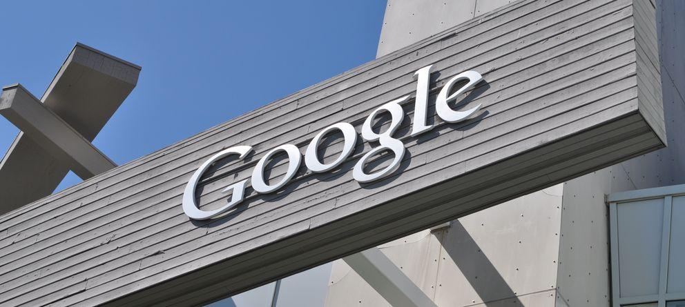 Foto: A Google que le parta un rayo (en dos)