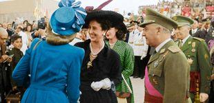 Post de Carmen Franco y Eva Perón: dos divas y 18 dolores de cabeza (ahora en color)