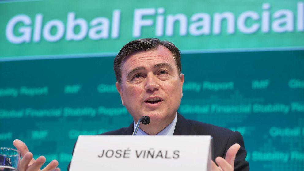 José Viñals promueve desde el FMI otra vuelta de tuerca a la banca en España
