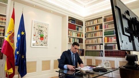 Moncloa quiere las conclusiones de la mesa de reconstrucción listas en junio