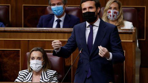 Sánchez y Casado se enfrentan por los indultos: No se puede caer más bajo