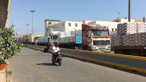 Marruecos cierra unilateral y definitivamente la aduana de Melilla