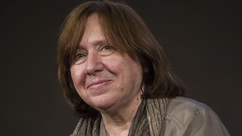 La escritora y periodista bielorrusa Svetlana Alexiévich, Premio Nobel de Literatura 2015. (EFE)