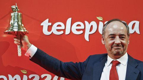 Invesco eleva al 5% su participación en Telepizza, valorada en 25M de euros
