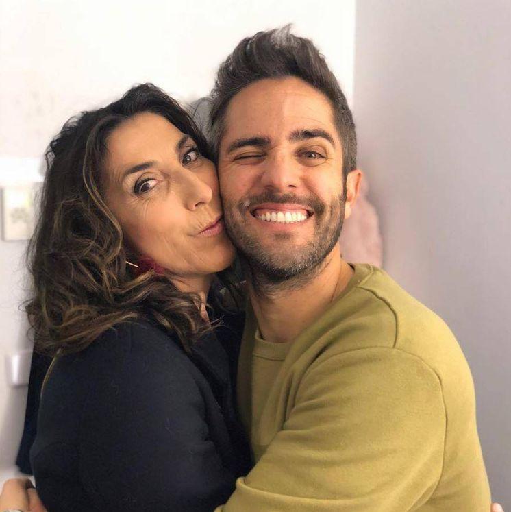Foto: Paz Padilla y Roberto Leal. (Instagram)