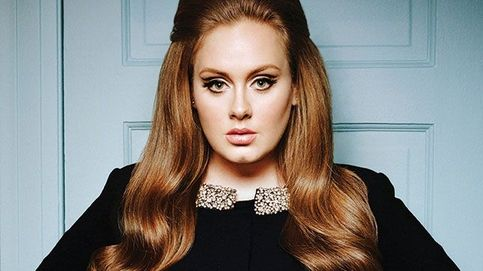 Adele suda la gota gorda en el gimnasio para preparar su gira por Europa