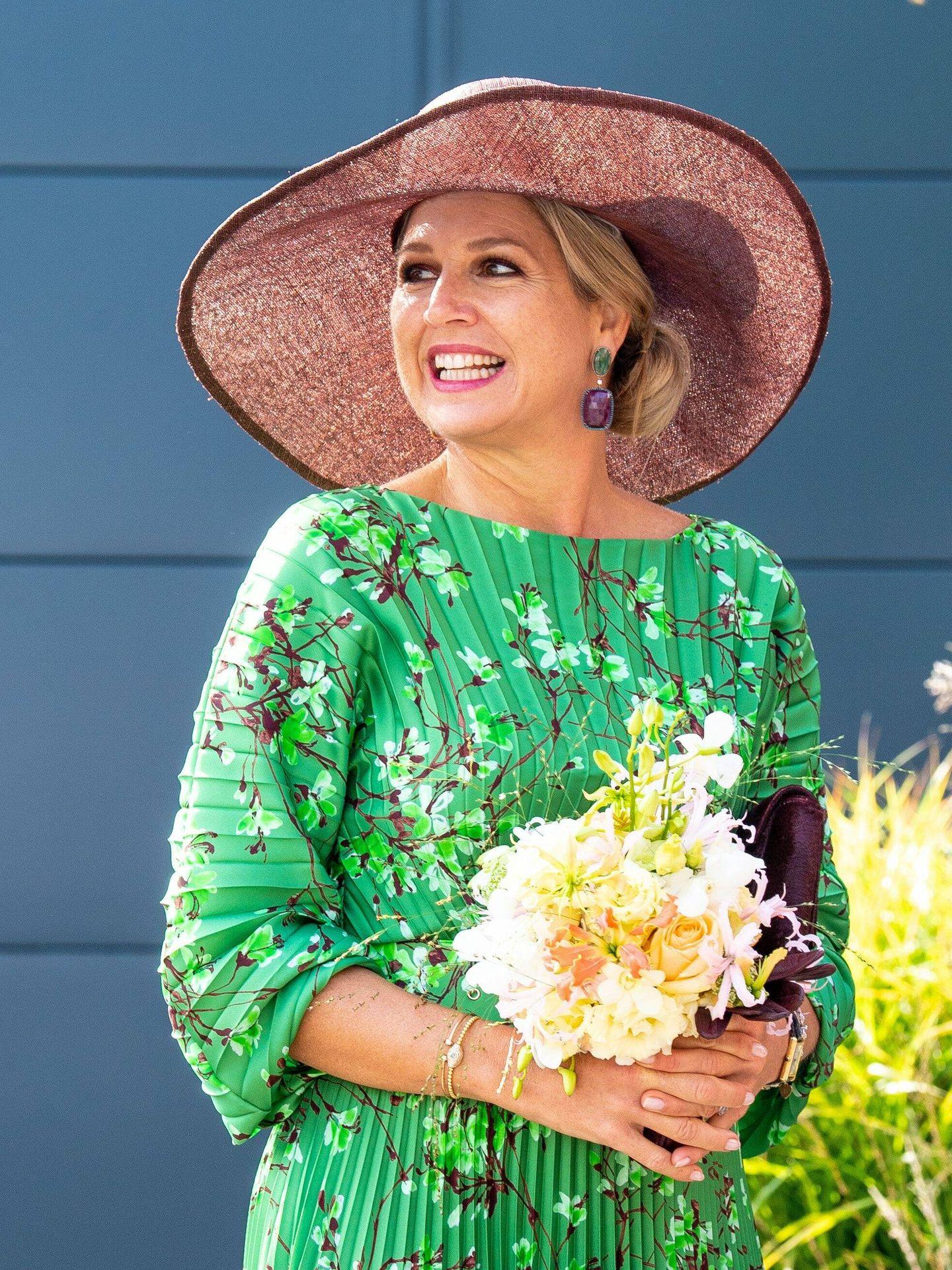 La reina Máxima, en Salland. (Cordon Press)