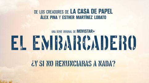 'El embarcadero' las claves del 'thriller' emocional que llega este viernes a Movistar +