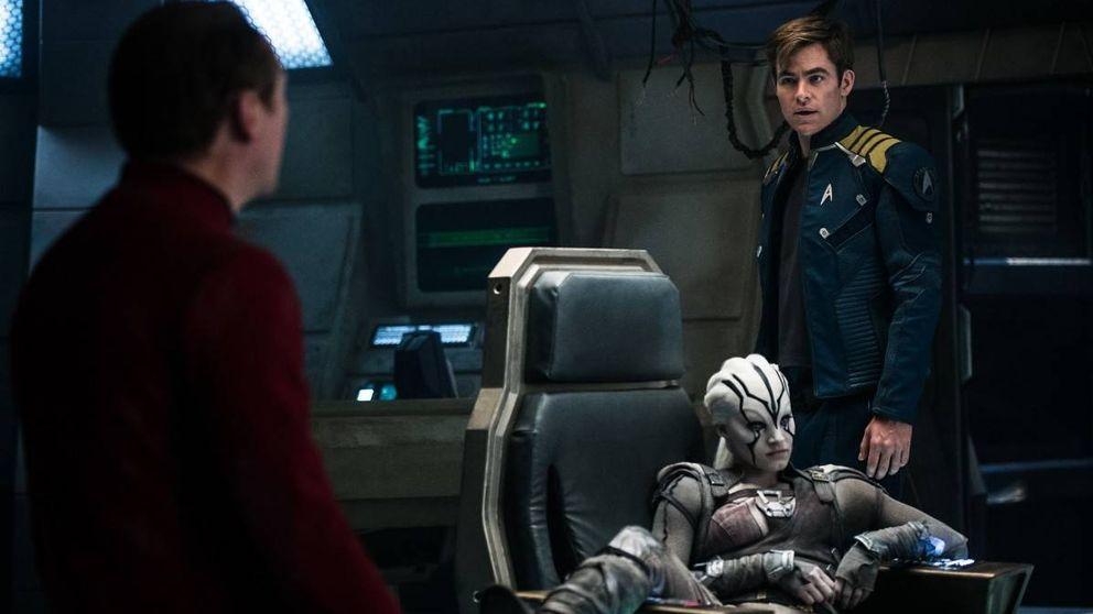 Por qué 'Star Trek: Más allá' corre el riesgo de ser un fracaso en taquilla