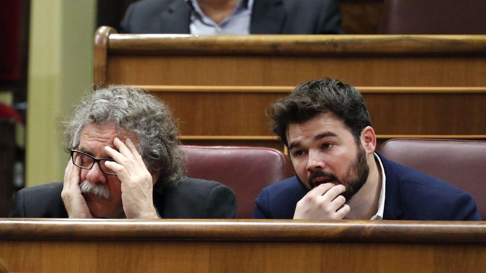ERC carga contra Felipe González: Representa la putrefacción del PSOE