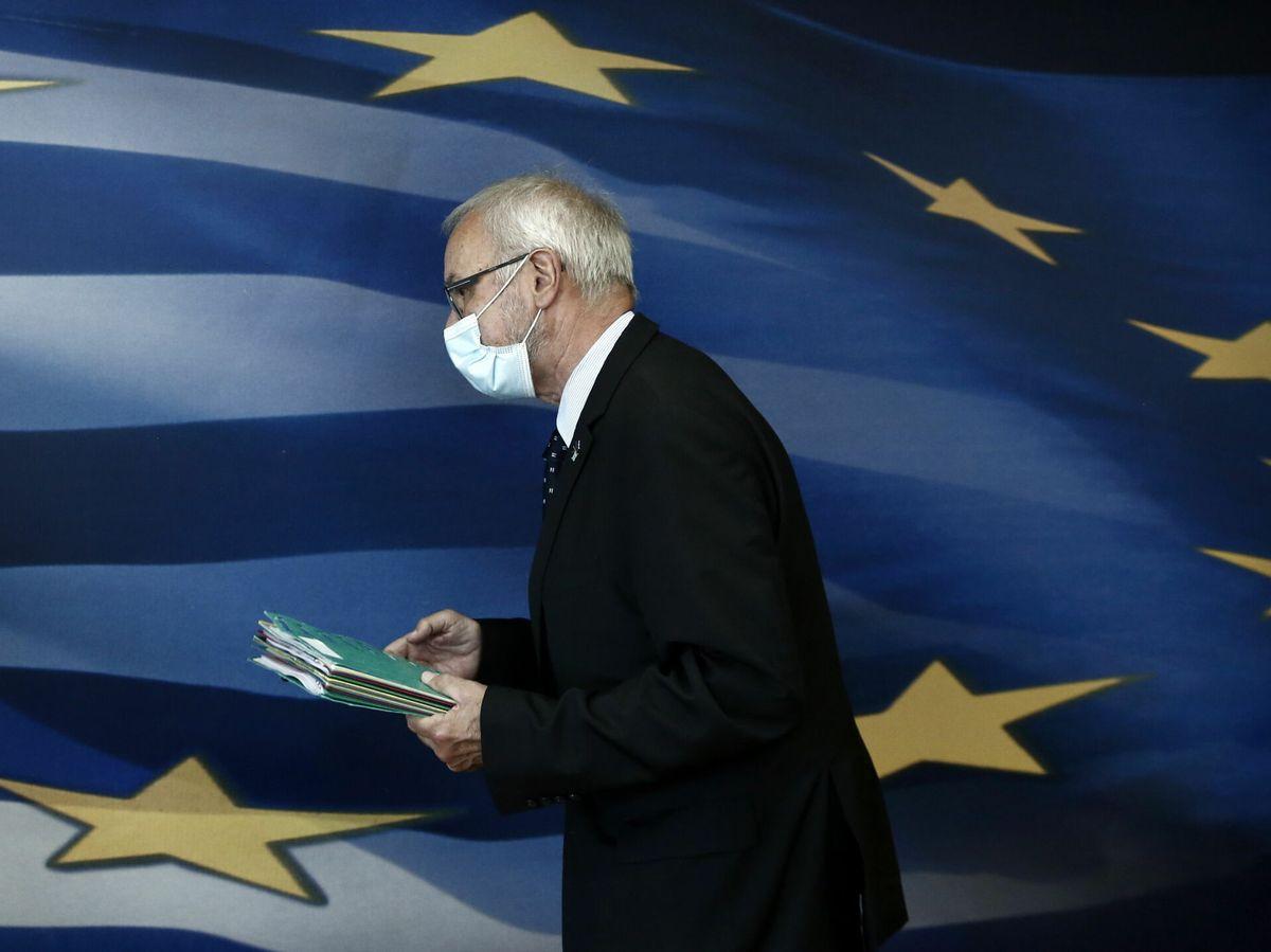 Foto: Werner Hoyer, presidente del Banco Europeo de Inversiones (BEI). (EFE)
