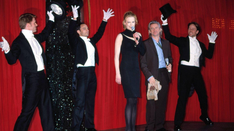 Nicole Kidman, en el estreno de la película.(CP)