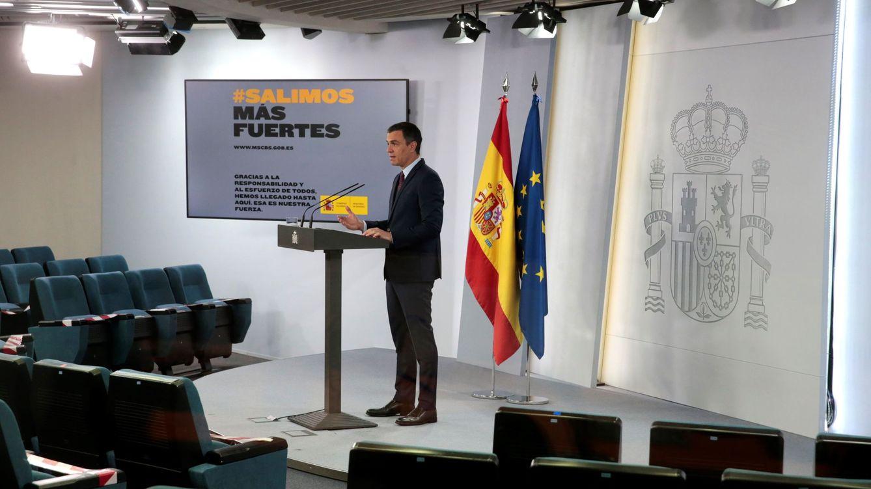 Sánchez cierra la alarma pidiendo unidad para la reconstrucción y alerta frente al virus