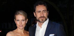 Post de El drama del actor mexicano Demián Bichir: su mujer ha muerto con 37 años