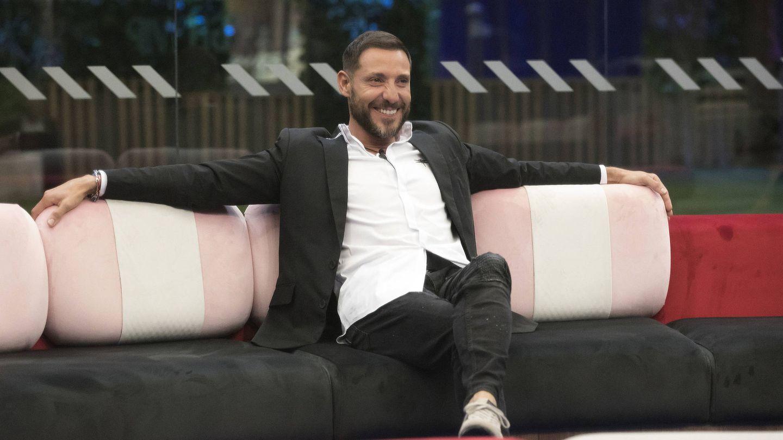Antonio David Flores, en 'GH VIP 7'. (Mediaset España)