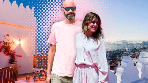 Adriana Ugarte, de incógnito en Tánger para celebrar su primer año de amor con Gonzalo