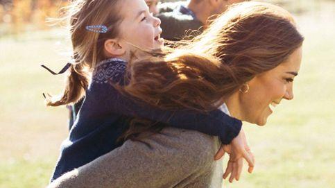 Kate, Diana... Las entrañables fotos de los Cambridge en el Día de la Madre más triste