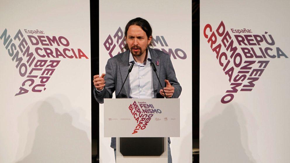 Pablo Iglesias pide a Torra estrategia de futuro y no  la proclama más incendiaria
