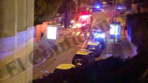 La Científica analiza ya los dos coches en que huyeron los asaltantes de la embajada