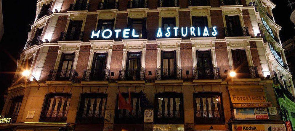 Foto: El histórico Hotel Asturias será el primer W de Madrid. Lo acaba de comprar Millenium.
