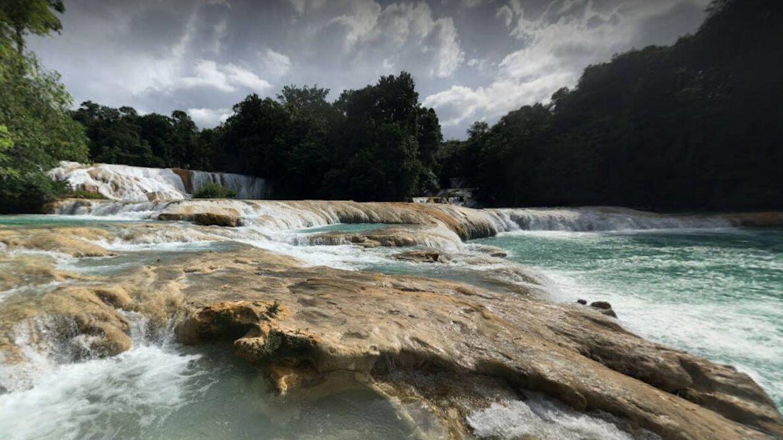 Hallan el cuerpo de una turista portuguesa que cayó a las Cascadas de Agua Azul de México