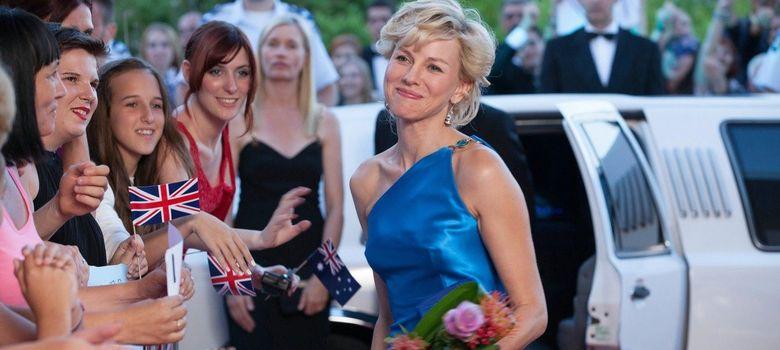 Foto: Imagen de Naomi Watts en el papel de Lady Di para la película 'Diana'