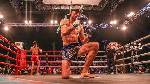 Carlos Coello, el luchador de muay thai que quiere triunfar en Tailandia