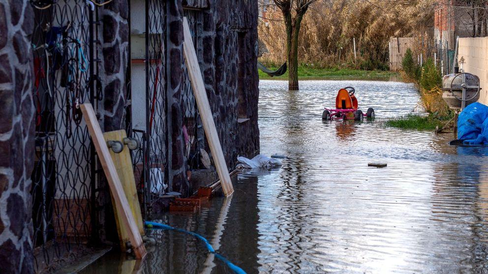 El temporal de lluvia y viento deja seis muertos y pone en alerta a casi toda España