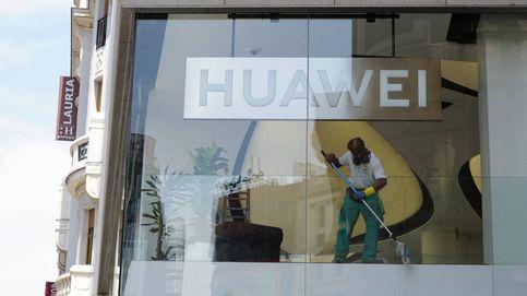 Huawei abre en Madrid la tienda más grande del mundo fuera de China (con guiño a Apple)