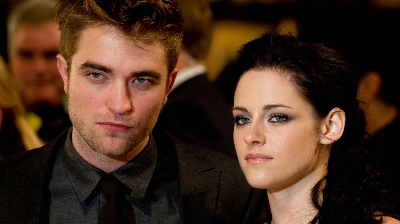 Robert Pattinson y Kristen Stewart, en una imagen de 2011. (Getty)