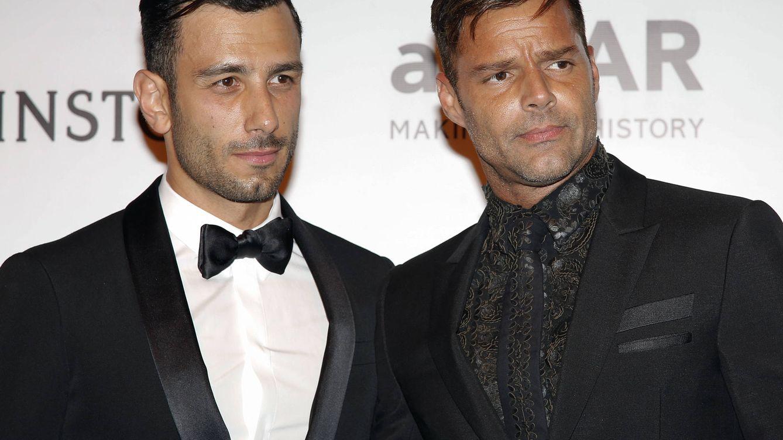Foto: Ricky Martin y Jwan Yosef en una imagen de archivo (Gtres)