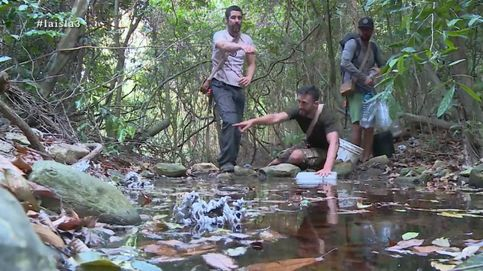 Los participantes de 'La Isla' encuentran agua tras 6 días de búsqueda