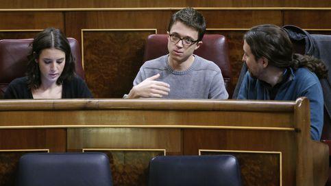 Errejón quedará relegado a la tercera fila del Congreso y Tania Sánchez, al gallinero